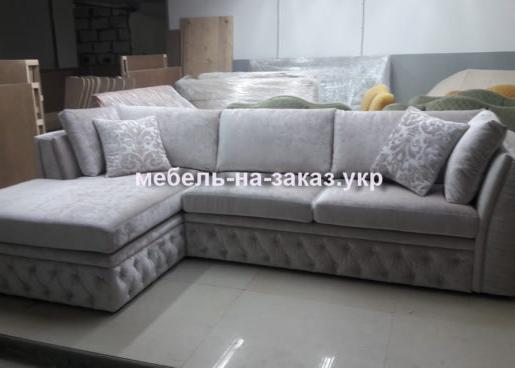 изготовление угловой мягкой мебели