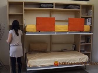 Шкафы и кровати трансформеры