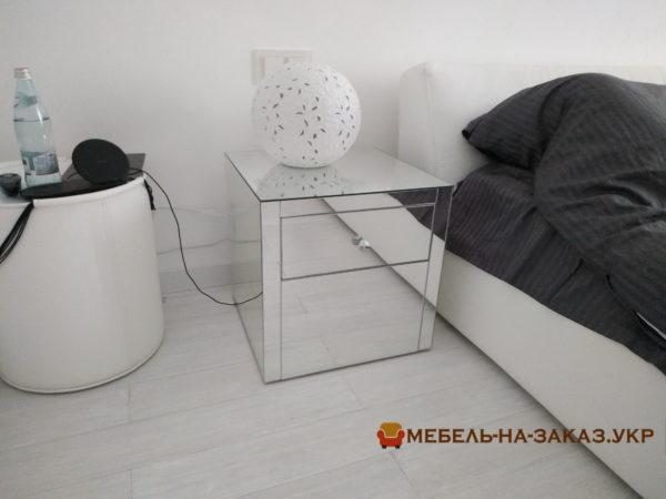 дизайнерская Зеркальная мебель под заказ Киев