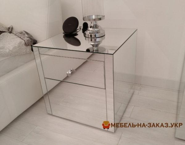 мебель с зеркальными фасадами