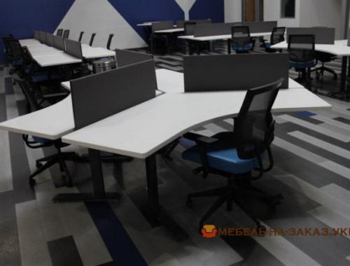 недорогая офисная мебель под заказ в Киеве