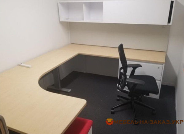 недорогая офисная мебель под заказ скидка Киев