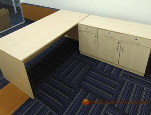 т образный офисный стол