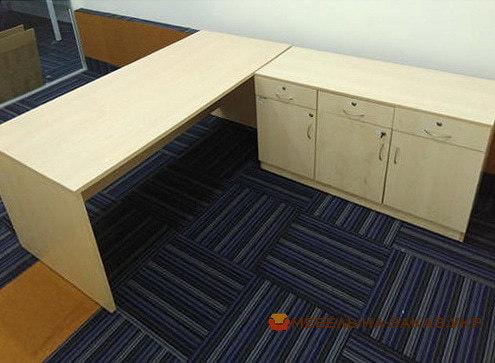 т образный офисный стол на заказ