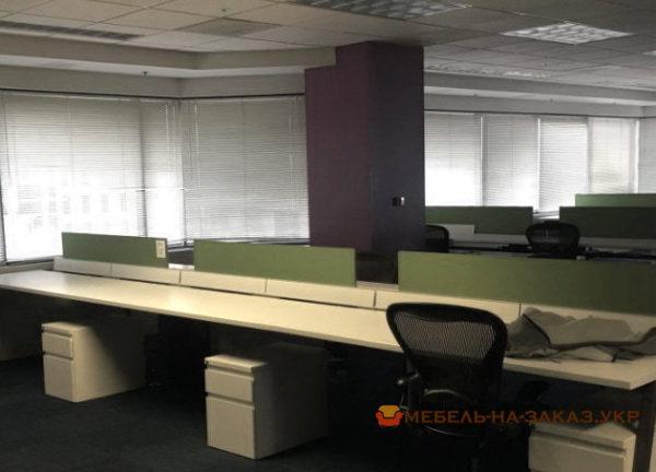 офисные столы для всего офиса под заказ