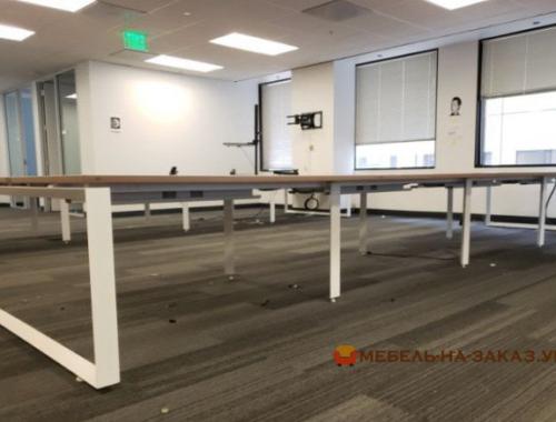офисные столы для двух сотрудников