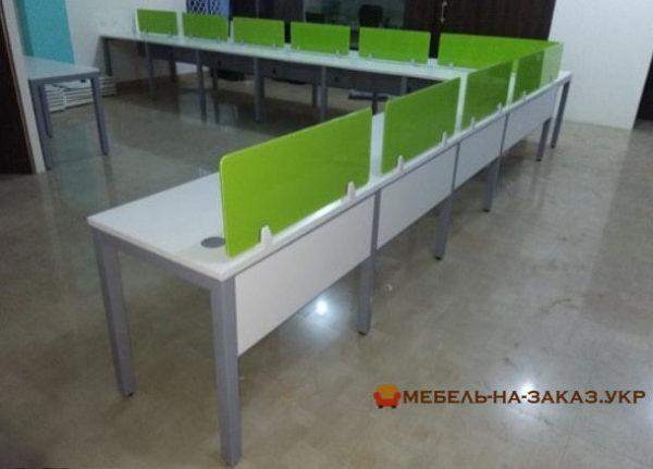 офисная мебель в кол центр