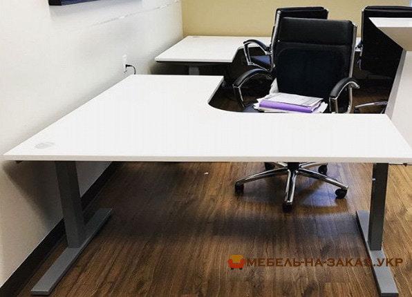 офисные столы под заказ  в Киеве
