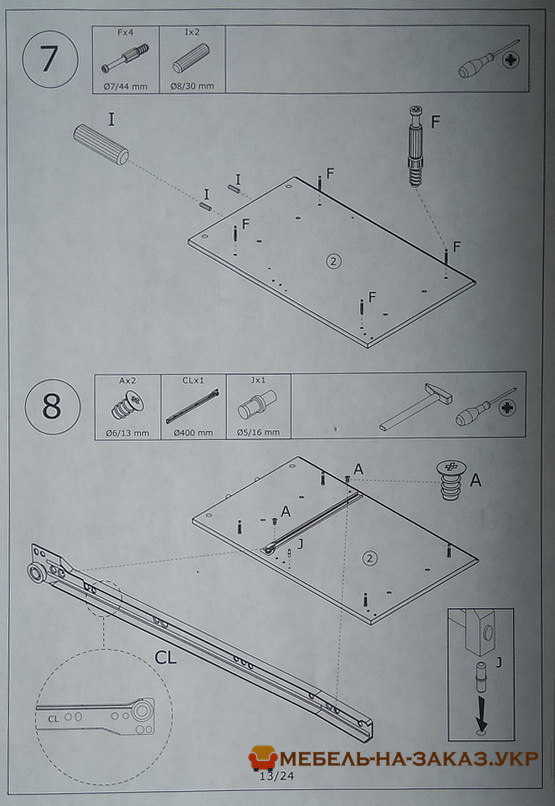подробная инструкция по сборке стола Икеа