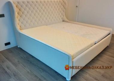 белая кровать под заказ