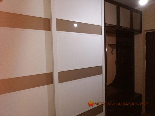 шкаф-купе в коридор Троещина