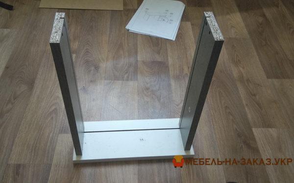 стоимость сборки стола Икеа в Киеве