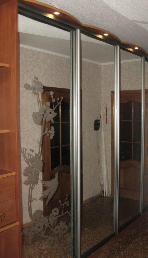 шкафы купе в коридор Харьков