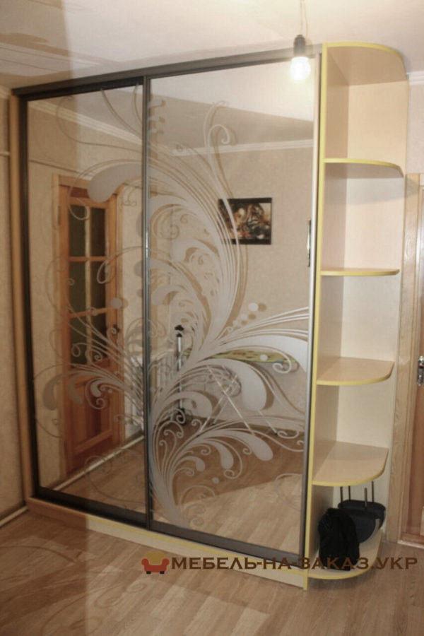 шкаф-купе в коридор Петропавловская борщаговка
