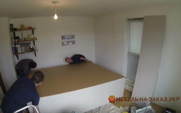 изготовление шкафа-купе в спальню