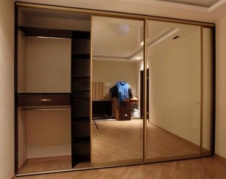 шкаф в спальню под заказ Днепр