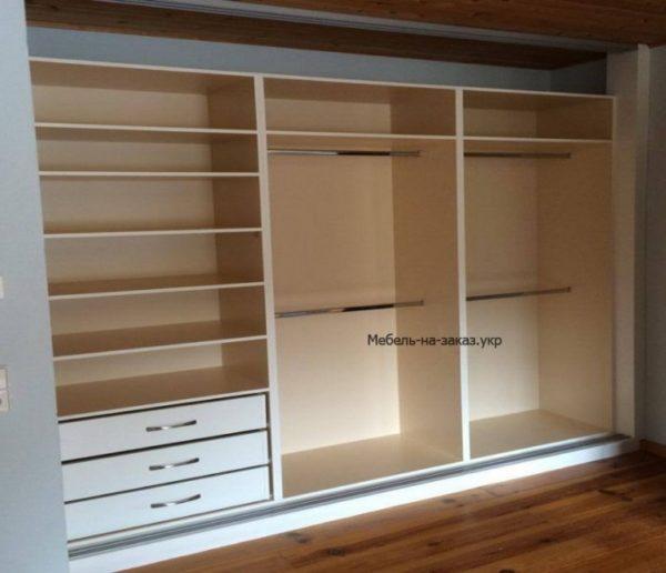 шкаф в спальню под заказ Виноградарь
