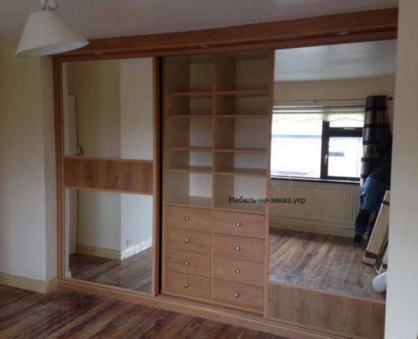 шкаф с раздвижными дверями в спальню Днепровский район