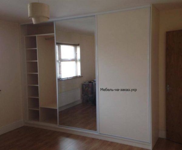 шкаф с раздвижными дверями в спальню оболонский район