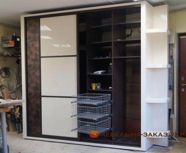шкаф с раздвижными дверями в спальню Святошиноский район
