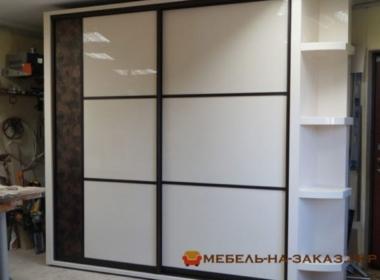 мебель с раздвижными дверями в гостиную