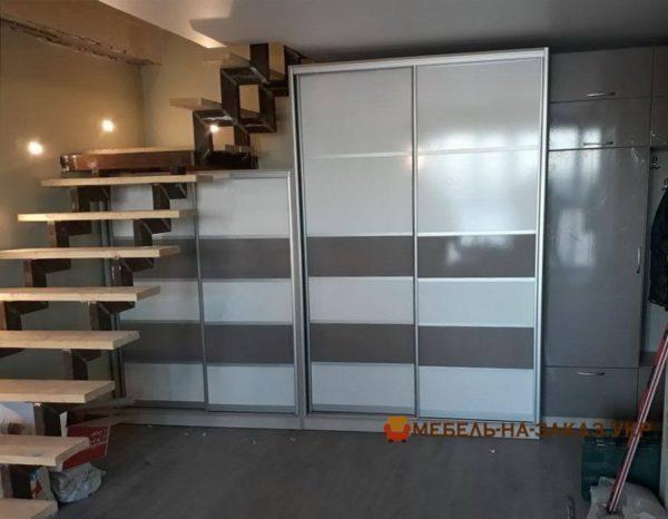 фотографии шкафов купе в гостиную