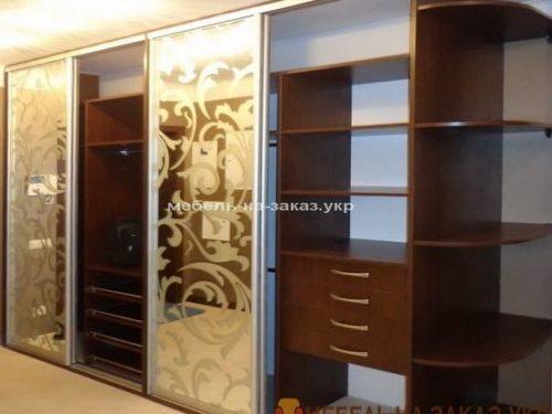 дизайн проект шкафа-купе в гостинную