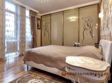 дизайн проект шкафа-купе в гостинную Россия