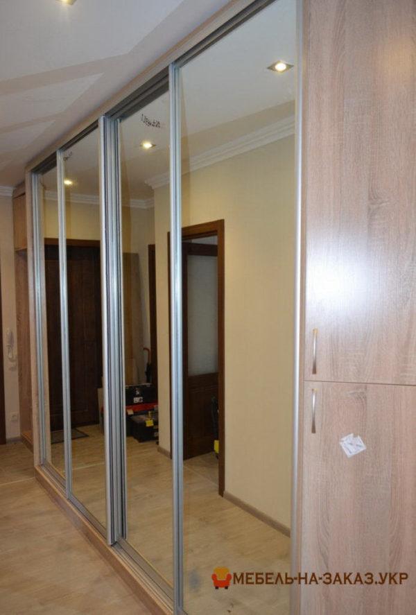 шкаф-купе в коридор Теримки