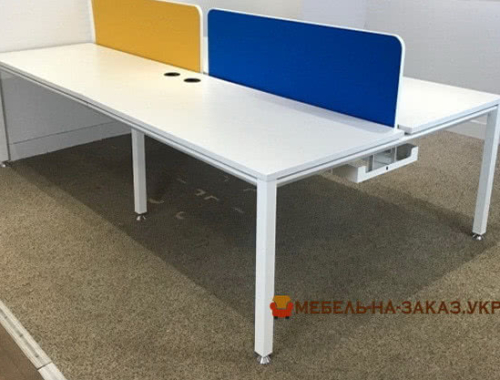 офисная мебель с перегородками