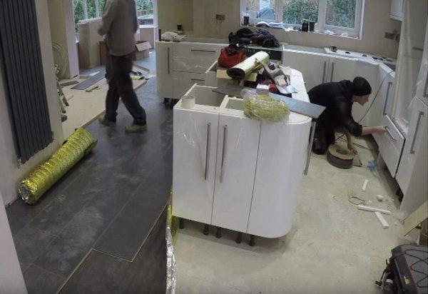 услуги сборки мебели Вишневое