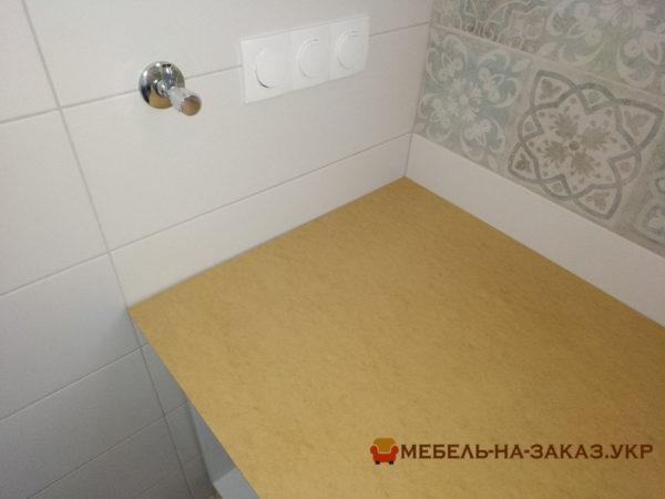 Тумба в ванную на заказ в Буча