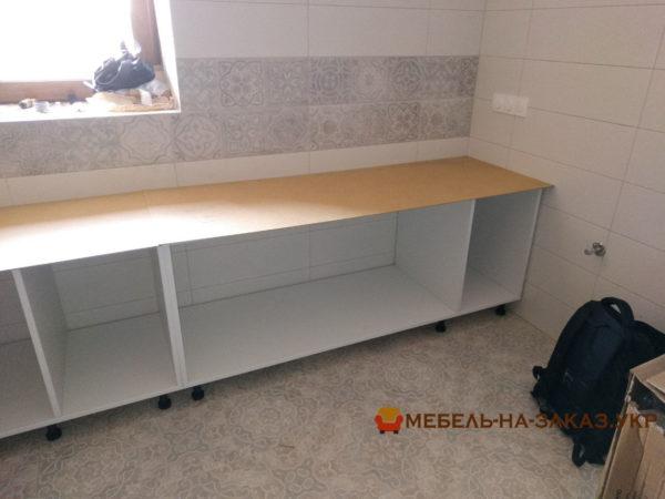 установка мебели в ванную Ирпень