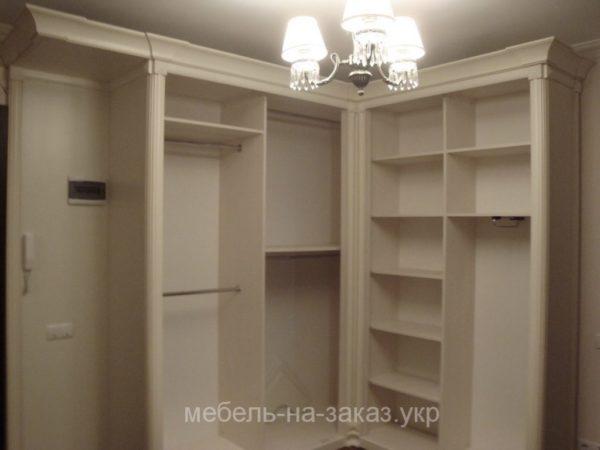 шкаф угловой под заказ Петропавловская Борщаоговка