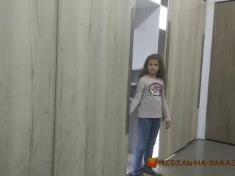 шкафов купе в спальню Героев Севостополя