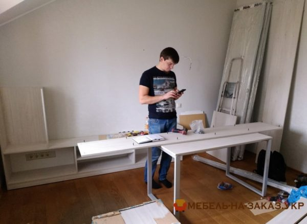 мебель для офиса от Мебелартиса