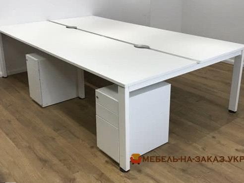 стол с перегородками под заказ