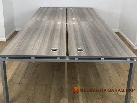 длинный стол на заказ