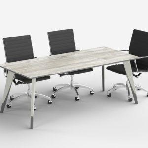 """стол на металлокаркасе """"Тренд"""""""