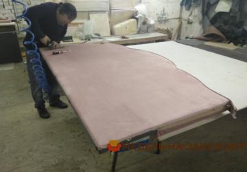 как делают мягкое изголовье кровати на заказ