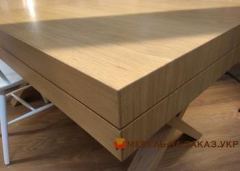 прямоугольный деревянный стол в Киеве