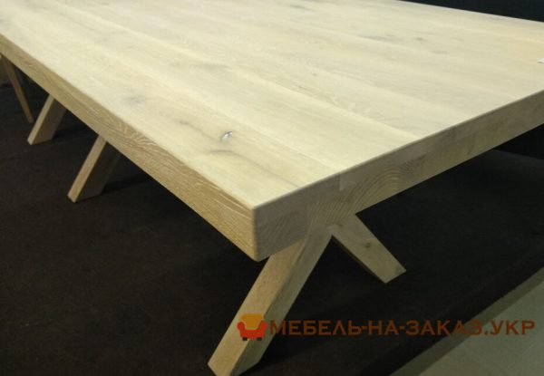 прямоугольная солешница стола на заказ