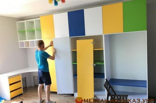 мебель для детей на заказ Щербакова