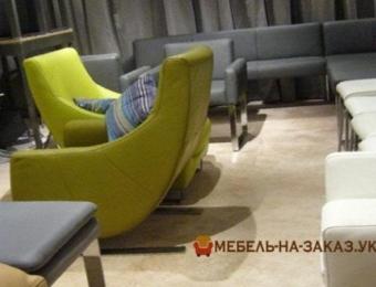 Эксклюзивная элитная итальянская мягкая мебель на заказ