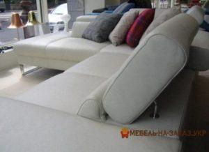 заказать угловой диван в гостинную