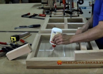 процесс изготовление деревянной мебели