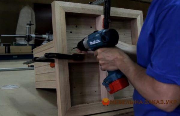 цех по изготовлению деревянной мебели