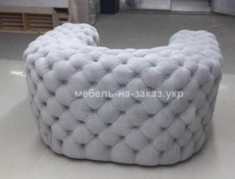 Мягкая мебель на заказ от эскиза до изделия