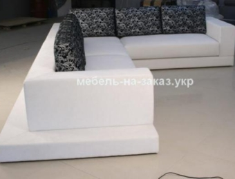угловой диван для офиса на заказ