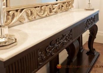 Изготовление деревянной мебели в Ванную